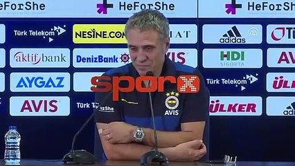 """Ersun Yanal: """"Emre ve Kruse lider oyuncular"""""""