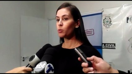 Delegada fala sobre prisão de criminoso que esfaqueou a namorada na Serra