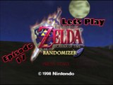 Lets Play - Legend of Zelda - Ocarina of Time Randomizer Canes Edition - Episode 17 - Spirit Temple - Young Link Section
