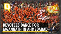 Jagannath's Rath Yatra Brings All Amdavadis Out of Their Homes