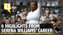 Grand Slam Record, Olympic Gold: 6 Highlights From Serena's Career