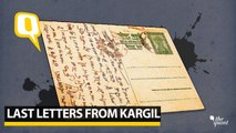 Stories of the Last Letters of Kargil
