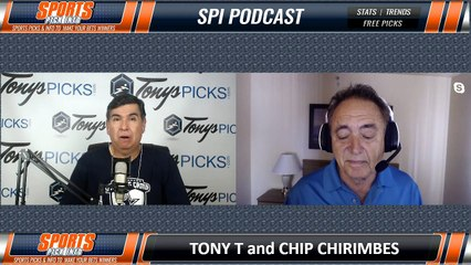 MLB Picks with Tony T and Chip Chirimbes Sports Pick Info 8/20/2019