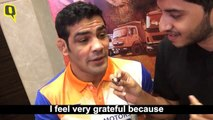 Wrestler Sushil Kumar talks about Asian Games and his come back after his first loss in 4 years