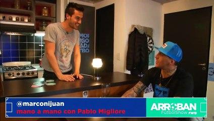 Pablo Migliore entrevistado por Juan Marconi y los Sillonistas - Prog #107