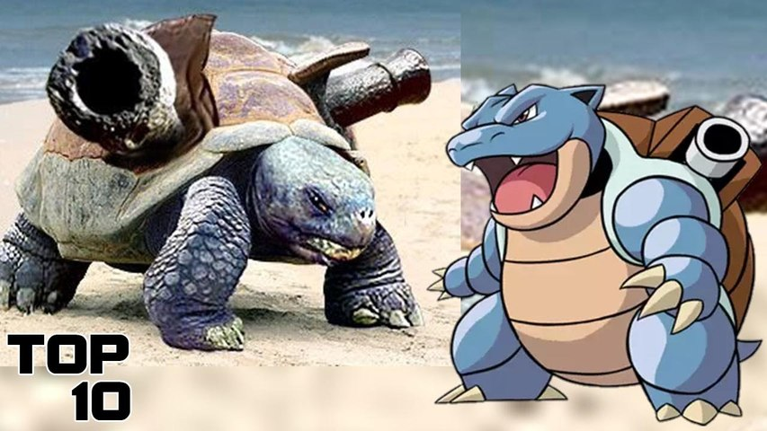 Top 10 Pokemon That Would Be Scary In Real Life