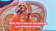 Katy Perry accusée de harcèlement sexuel par une animatrice russe