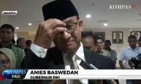 Anies Belum Respons Hasil Putusan MA Tutup Jalan untuk PKL