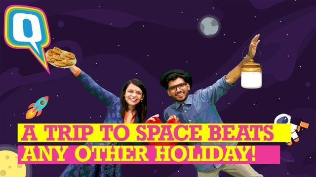 A Trip to Space Beats Any Other Holiday Package for Indians