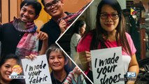 ENTREPINOY: Bags and shoes from textile waste