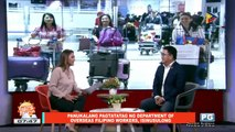 ON THE SPOT: Panukalang pagtatatag ng Department of Overseas Filipino Workers, isinusulong