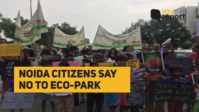 'Why Turn Forest Into Biodiversity Park?' Ask Noida Residents