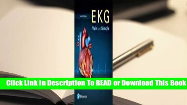 [Read] EKG Plain and Simple  For Free