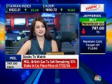Shubham Agarwal stock recommendations