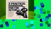 Full version  A Practical Handbook for the Actor Complete