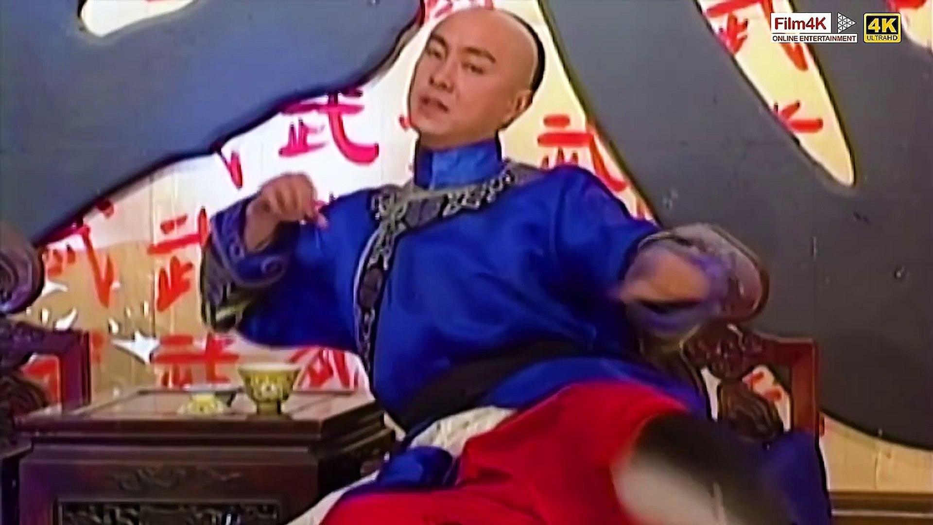 Vi Tiêu Bảo Náo Loạn Hoàng Cung Đánh Nhau Với Hoàng Thượng Khang Hy - TÂN LỘC ĐỈNH KÝ 2018