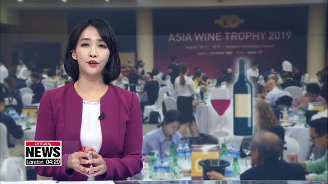 Daejeon hosts Asia's largest wine competition