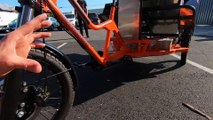 2019 Rad Power Bikes RadBurro Review - $5.8k+ Electric Utility Trike, Commercial, Industrial