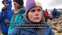 L'Islande enterre Okjökull, le premier glacier victime du réchauffement climatique