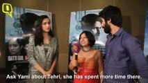 Team 'Batti Gul Meter Chalu' Teach us How to Speak in 'Kumaoni' Dialect