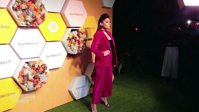 Priyanka Chopra, Nick Jonas Make Red Carpet Debut As Mr, Mrs.For Bumble India launch