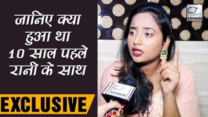 Akshara Pawan Singh Vivad Me Apna Naam Aane Se Bhadki Rani Chatterjee