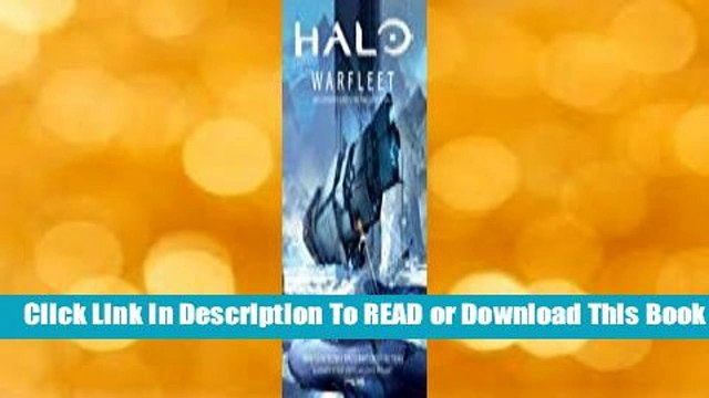 Full E-book Halo Warfleet  For Full