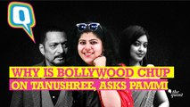 Why are Amitabh & Khans Silent? Pammi Kaur's Letter to Tanushree