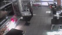Temizlik sonrası yorgun düşüp uyuyan iş yeri sahibi uyandığında şok oldu