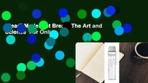 [Read] Modernist Bread: The Art and Science  For Online