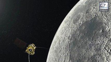 ISRO's Chandrayaan 2 Successfully Enters Lunar Orbit