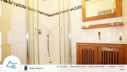 A vendre - Appartement - Nice (06100) - 1 pièce - 31m²