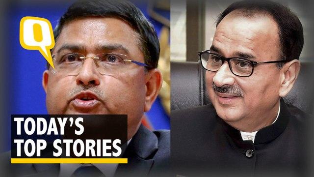 QWrap: Angry SC Defers CBI Hearing; Sushma Won't Fight 2019 Polls