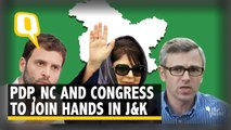 PDP, NC & Cong to Form Alliance in J&K, Senior PDP Leader Confirms