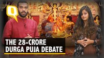 Quint Debates: Should Bengal Government Give Out Rs 28 Crore for Durga Puja?
