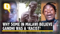 Why Some in Malawi Believe Mahatma Gandhi Was 'Racist'