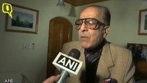 'Mehbooba Mufti Should Move Court': Congress' Saifuddin Soz