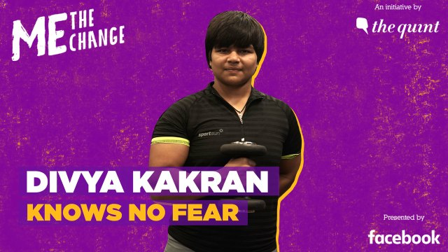 Me, the Change: For Divya Kakran, Life & Wrestling is All About Being Fearless | The Quint