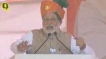 "2008 Mumbai Terror Attacks: Modi Attacks Congress' ""Double Standards"" on 26/11 and Surgical Strikes"