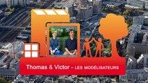 CoRDEES - Thomas & Victor, les modélisateurs