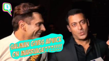 On Salman Khan's birthday we look at some of the strangest, funniest things he's said and done!