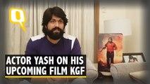 Kannada actor Yash talks KGF, Bahubali and following SS Rajmouli's lead
