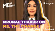 Mrunal Thakur on 'Me, The Change': Nominate a Woman Achiever