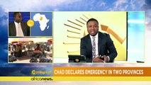 Tchad : l'état d'urgence dans deux provinces de l'est [Morning Call]