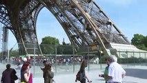Il y a 75 ans, le drapeau français hissé sur la Tour Eiffel