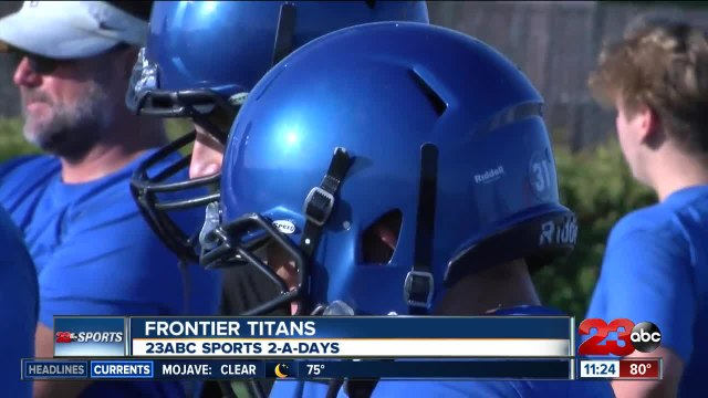 2-A-Days: Frontier Titans