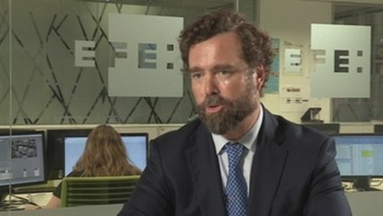 Vox no descarta un apoyo del PP o Cs a Sánchez en septiembre