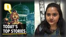 QWrap: Rajinikanth Shines in 'Petta'; Ayodhya Hearing Deferred