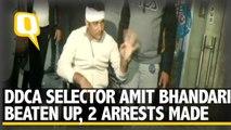 Delhi Cricket's Selector Beaten Up, 2 Arrests Made