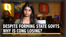 Exit Polls: Despite Forming State Govts & Performing Better, Why is Congress Losing?